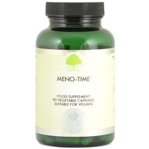 GG Meno-Time 90 kapsułek | Na menopauzę dla kobiet