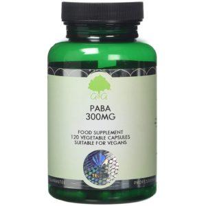 GG Paba 300 mg 120 kapsułek