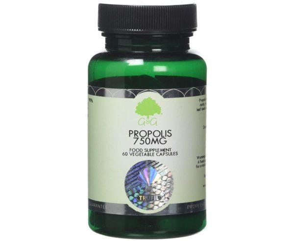 GG Propolis 750 mg 60 kapsułek