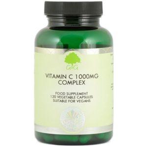 GG Witamina C Kompleks 1000 mg 120 kapsułek