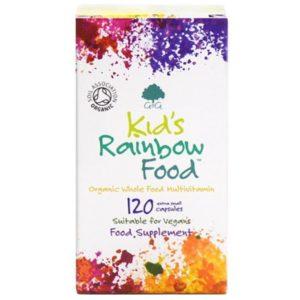 GG Kids Rainbow Food 120 mini kapsułek