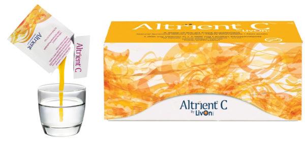 Livon Labs Liposomalna witamina C Altrient ®C 1000 mg