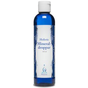 Holistic Mineral Droppar 240 ml