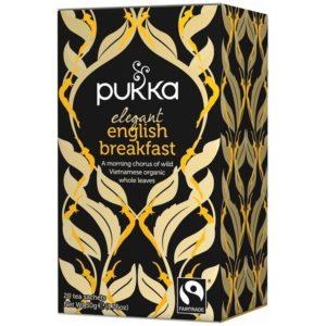 Pukka Elegant English Breakfast 20 saszetek