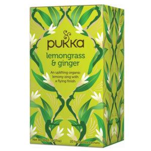 Pukka Herbs Lemongrass Ginger