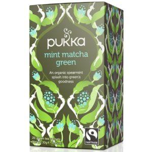 Pukka Mint Matcha Green 20 saszetek