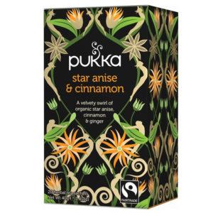 Pukka Star Anise Cinnamon 20 sasz.