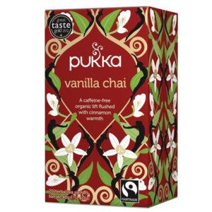 Pukka Herbs Vanilla Chai 20 saszetek