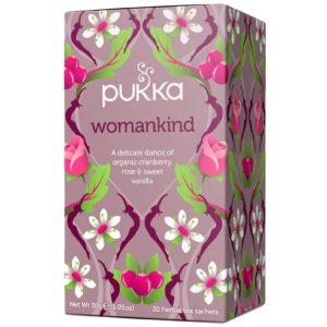 Pukka Herbs Womankind Herbata relaksująca dla kobiet