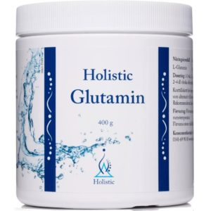 Holistic Glutamin 400 g | L-Glutamina w proszku