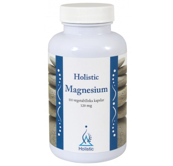 Holistic magnez organiczny 100 kapsułek