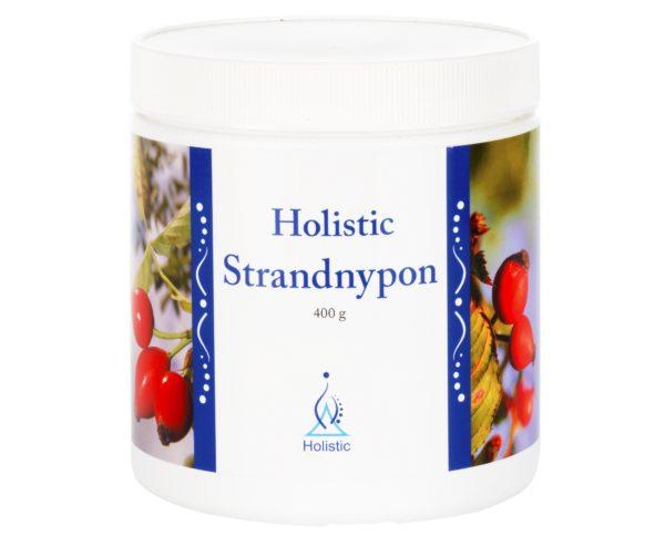 Holistic Strandnypon 400 g | Naturalna witamina C z dzikiej róży