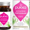 Pukka Herbs Womankind Menopauza 45+