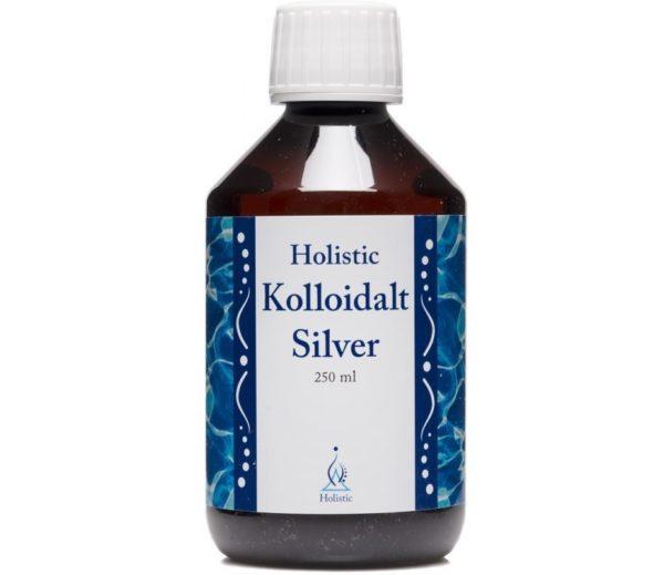 Holistic Kolloidalt Silver 250 ml   Srebro koloidalne do picia