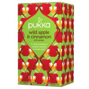 Pukka Wild Apple Cinnamon 20 saszetek