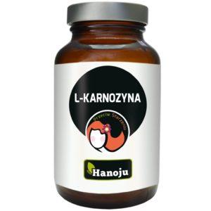 Hanoju L-Karnozyna 400 mg 60 kapsułek