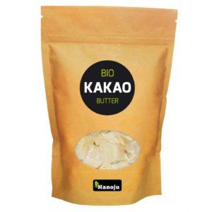 HANOJU Ekologiczne masło kakaowe 250 g