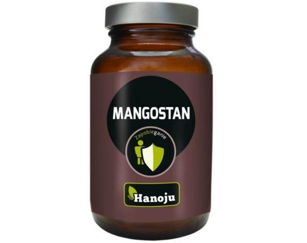 Hanoju Mangostan ekstrakt 20% 400mg 90 tabletek