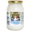 Hanoju organiczny olej kokosowy z pierwszego tłoczenia 1 L