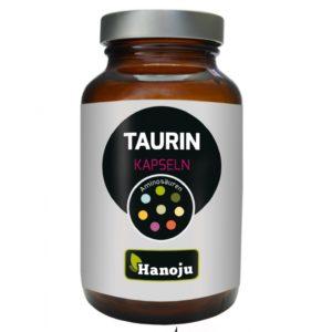 Hanoju Tauryna 500 mg 90 kapsułek
