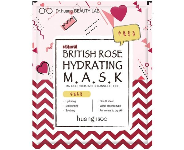 Huangjisoo British Rose