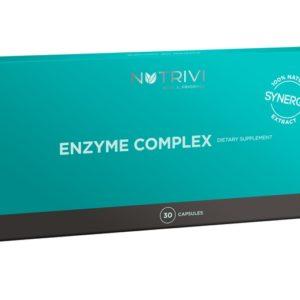 Nutrivi Enzyme Complex 30 kapsułek