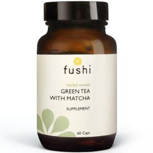 Fushi Green Tea Extract with Matcha 60 kaps. | Ekstrakt z zielonej herbaty
