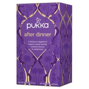 Pukka Herbs After Dinner