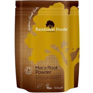 Rainforest Foods maca root bio w proszku 300 g