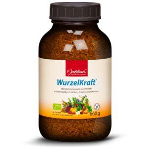 Jentschura siła roślin Bio WurzelKraft 600 g