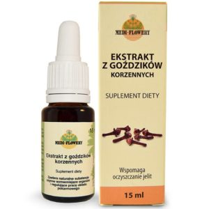 Medi Flowery ekstrakt z goździków 15 ml