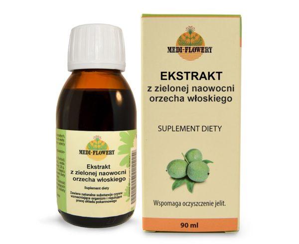 Medi Flowery ekstrakt z orzecha 90 ml