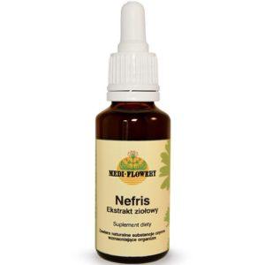 Medi Flowery Nefris | Naturalny ekstrakt ziołowy