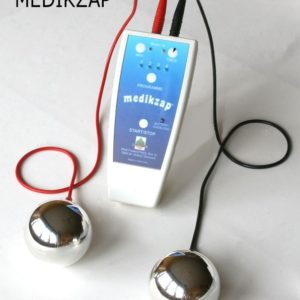 Medikzap Medi-Flowery | Zapper ze srebrnymi elektrodami