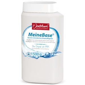Meinebase Jentschura | Zasadowa sól do kąpieli 1500 g