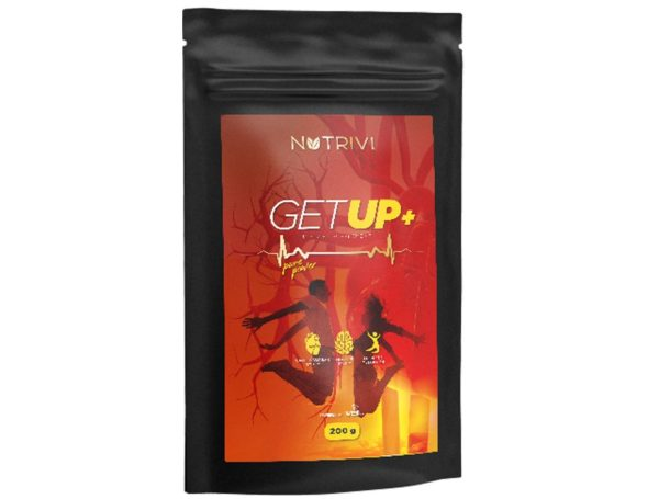 Nutrivi Get UP+ Refill Pack 200 g