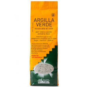 Argital Argilla Verde | Glinka zielona suszona na słońcu