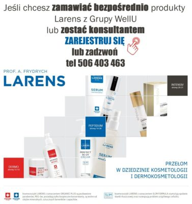 Larens Dermo Wash Face and Body wellu