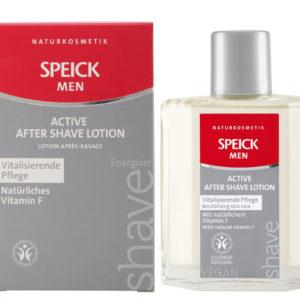 Speick Men Active Lotion po goleniu z oczarem i witaminą F 100 ml