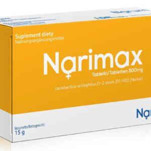 Narum Narimax tabletki 500 mg 30 sztuk