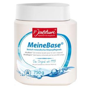 Jentschura Meinebase | Zasadowa sól do kąpieli 750 g