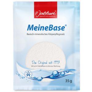 Jentschura meinebase sól zasadowa do kąpieli w saszetkach 35 g
