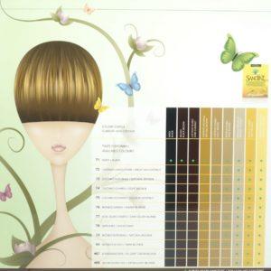 Sanotint Light 76 Amber Blonde | Naturalna farba do włosów