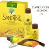 Sanotint Light 77 Dark Golden Blonde | Naturalna farba do włosów