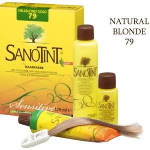 Sanotint Light Natural Blonde 79 | Naturalna farba do włosów