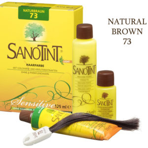 Sanotint Light Natural Brown 73 | Farba do włosów