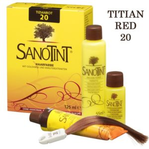 Sanotint 20 Titian Red Classic | Farba do włosów
