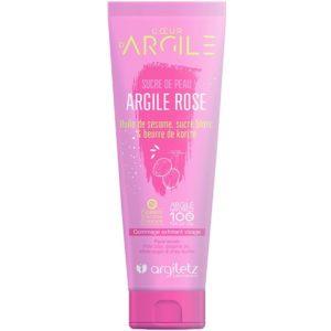 Nektar peelingujący do twarzy Argiletz Rose 100 ml