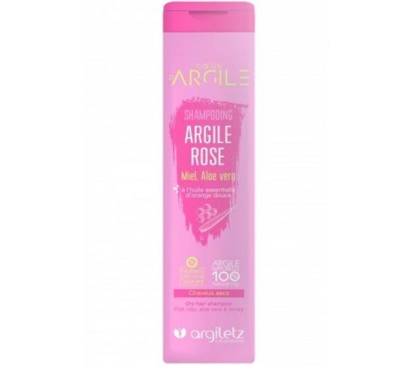 Argiletz szampon do włosów suchych i wrażliwych 200 ml