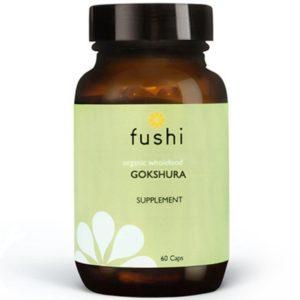 Fushi Gokshura Bio 60 kapsułek | Buzdyganek w suplemencie diety
